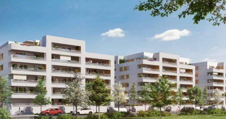 Achat / Vente appartement neuf Blagnac écoquartier Andromède (31700) - Réf. 3240