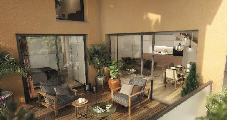 Achat / Vente appartement neuf Blagnac proche du centre-ville (31700) - Réf. 4938