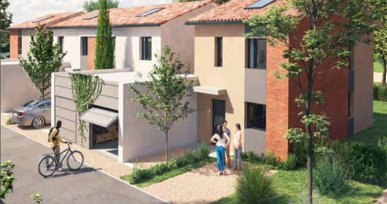 Achat / Vente appartement neuf Brax proche gare et commodités (31490) - Réf. 4108