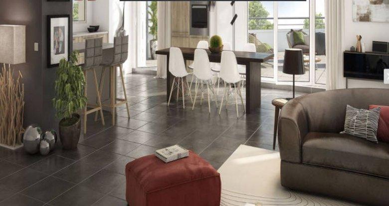 Achat / Vente appartement neuf Castanet-Tolosan aux portes de Toulouse (31320) - Réf. 4580