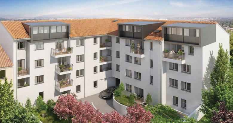 Achat / Vente appartement neuf Castanet-Tolosan centre proche Mairie (31320) - Réf. 5608