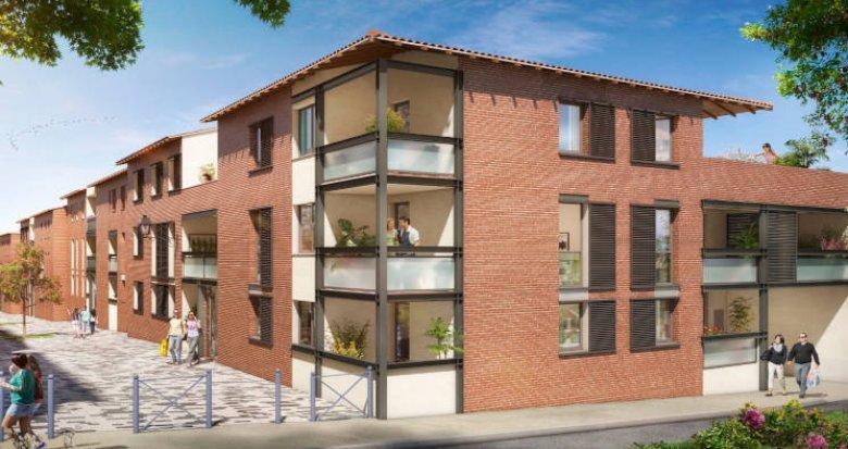 Achat / Vente appartement neuf Castanet-Tolosan - La Ritournelle (31320) - Réf. 3538