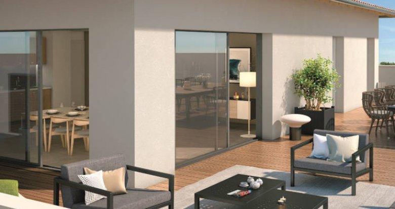 Achat / Vente appartement neuf Castanet-Tolosan - La Ritournelle proche mairie (31320) - Réf. 3822
