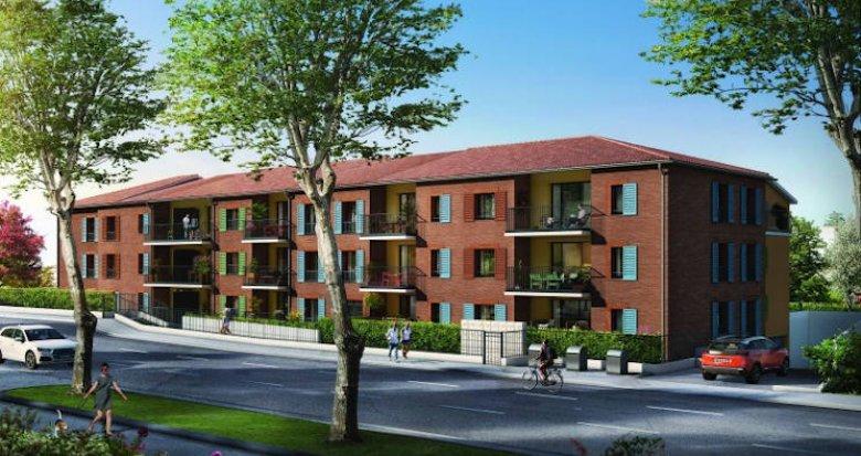 Achat / Vente appartement neuf Castanet-Tolosan proche commodités et transports (31320) - Réf. 3695