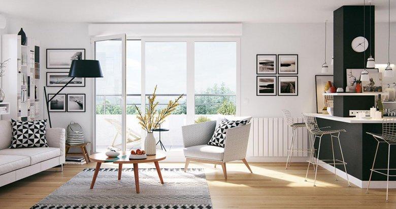 Achat / Vente appartement neuf Castanet-Tolosan proche de l'Ecluse de Vic (31320) - Réf. 6165