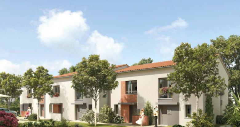 Achat / Vente appartement neuf Castanet-Tolosan proche Parc des Fontannelles (31320) - Réf. 5209
