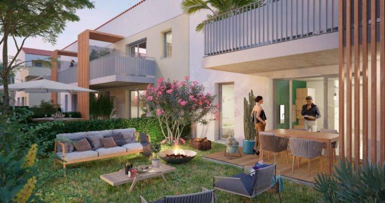 Achat / Vente appartement neuf Castelginest à proximité des commerces (31780) - Réf. 4318