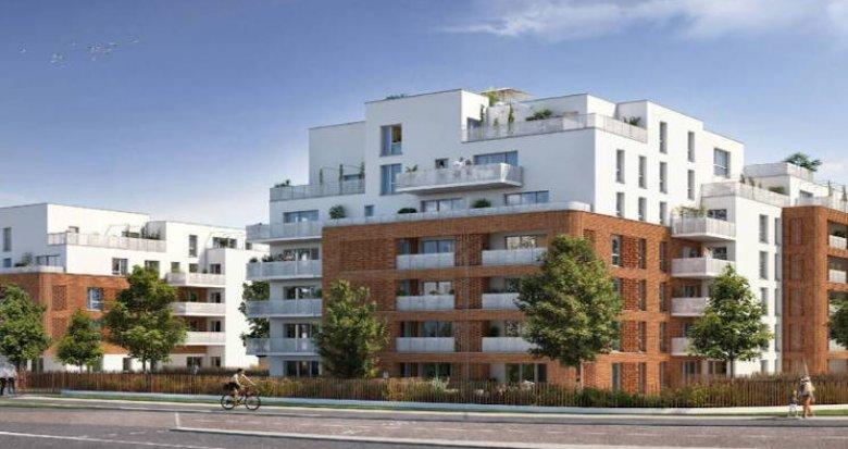 Achat / Vente appartement neuf Colomiers à deux pas de la gare (31770) - Réf. 4792