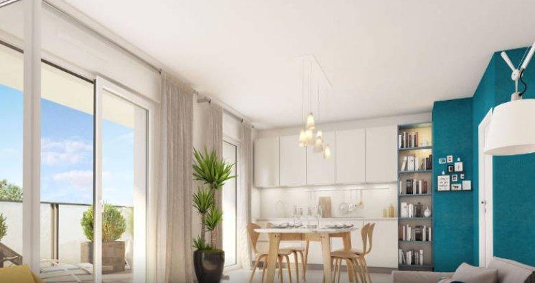 Achat / Vente appartement neuf Colomiers quartier des Ramassiers (31770) - Réf. 3143