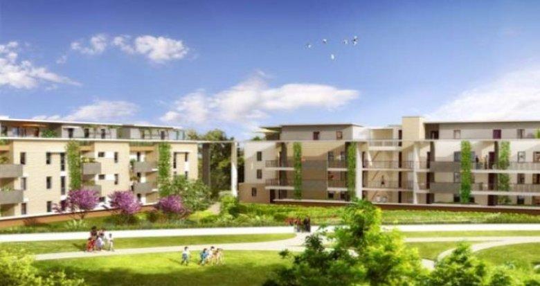 Achat / Vente appartement neuf Colomiers quartier Ramassiers (31770) - Réf. 187