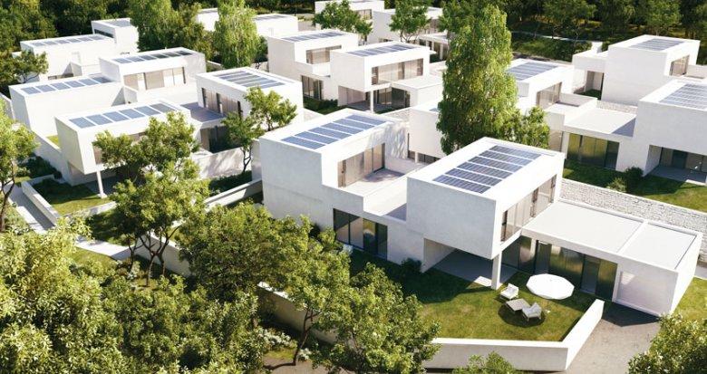 Achat / Vente appartement neuf Cornebarrieu éco-quartier Monges Croix du Sud (31700) - Réf. 195
