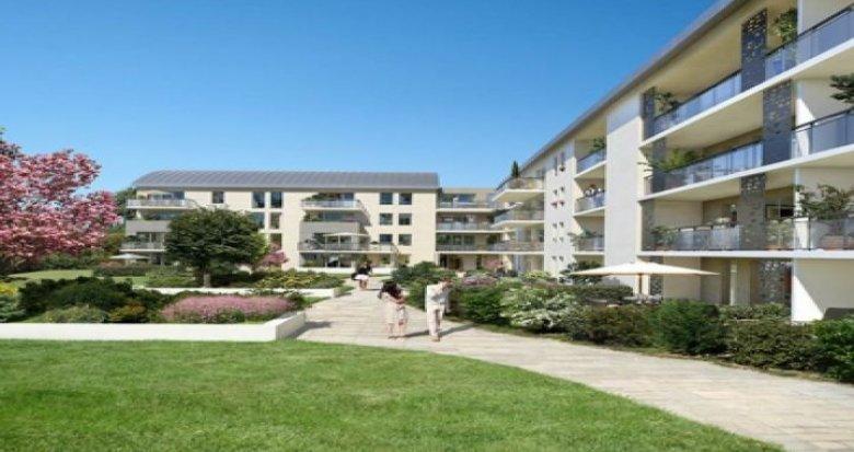 Achat / Vente appartement neuf Cornebarrieu proche du coeur de ville (31700) - Réf. 103