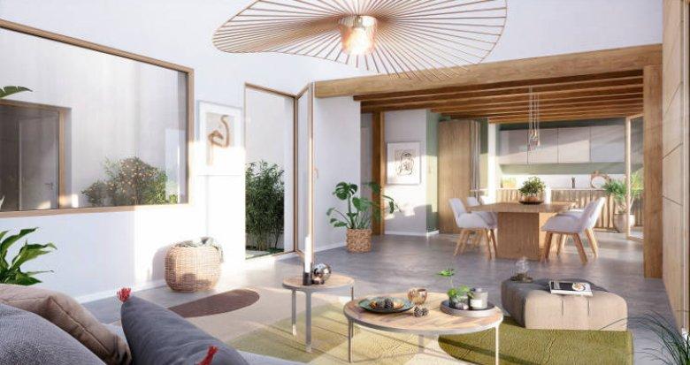 Achat / Vente appartement neuf Cornebarrieu proche école (31700) - Réf. 5845