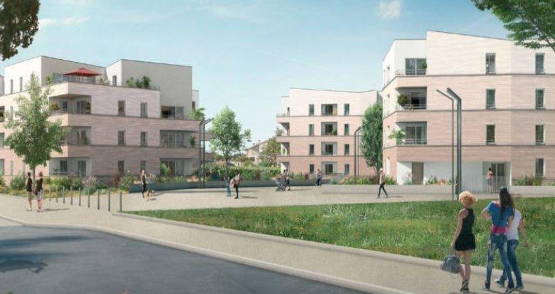 Achat / Vente appartement neuf Cugnaux proche centre (31270) - Réf. 3147