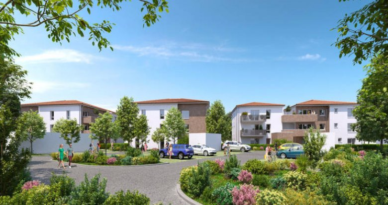 Achat / Vente appartement neuf Cugnaux proche de La Ramée (31270) - Réf. 5801