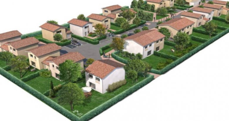 Achat / Vente appartement neuf Daux plein centre (31700) - Réf. 3294
