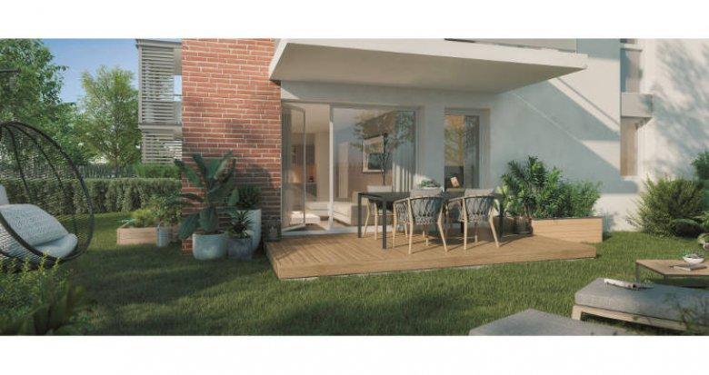 Achat / Vente appartement neuf Eaunes à proximité du cœur de ville (31600) - Réf. 5775
