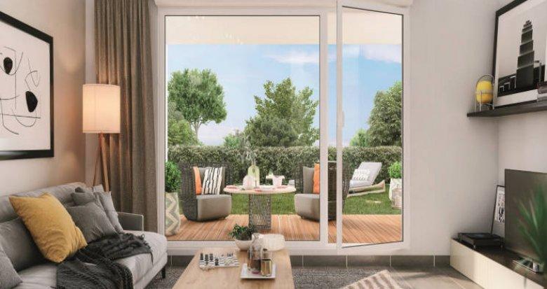 Achat / Vente appartement neuf Eaunes au coeur du centre-ville (31600) - Réf. 5257