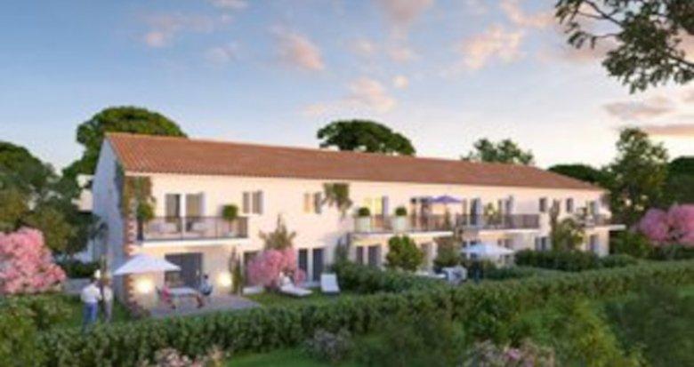 Achat / Vente appartement neuf Eaunes centre-ville (31600) - Réf. 5519