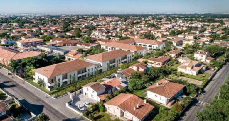 Achat / Vente appartement neuf Fonbeauzard proche école (31140) - Réf. 3340