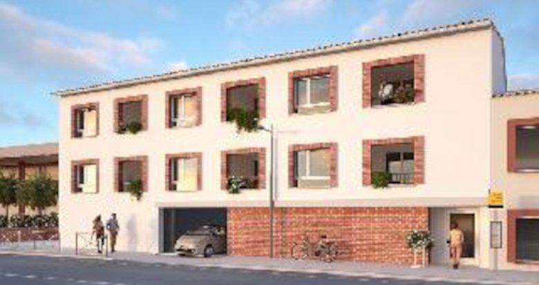 Achat / Vente appartement neuf Fonsorbes au cœur du centre-ville (31470) - Réf. 5402