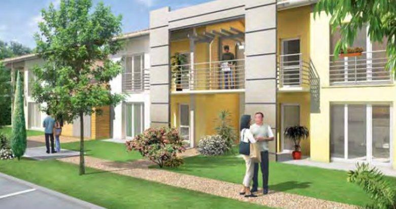 Achat / Vente appartement neuf Frouzins proche des écoles (31270) - Réf. 94