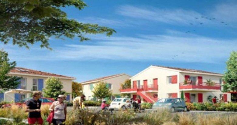 Achat / Vente appartement neuf Gagnac-sur-Garonne proche des commerces (31150) - Réf. 89