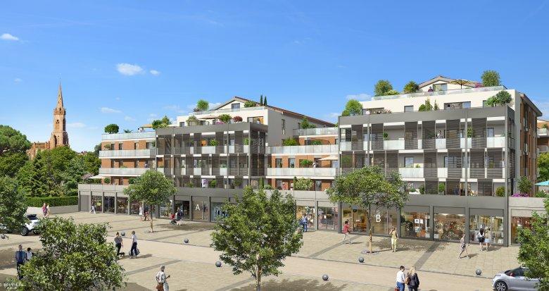 Achat / Vente appartement neuf L'Union proche centre-ville (31240) - Réf. 3283