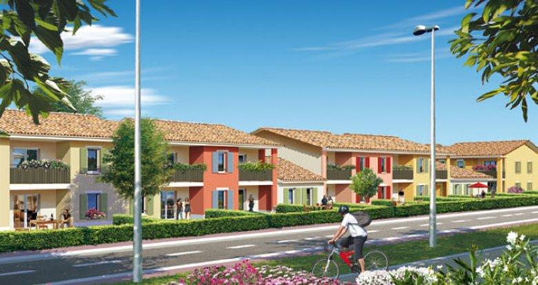 Achat / Vente appartement neuf La Salvetat-Saint-Gilles (31880) - Réf. 172