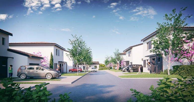 Achat / Vente appartement neuf Labastide-Saint-Sernin centre (31620) - Réf. 4188