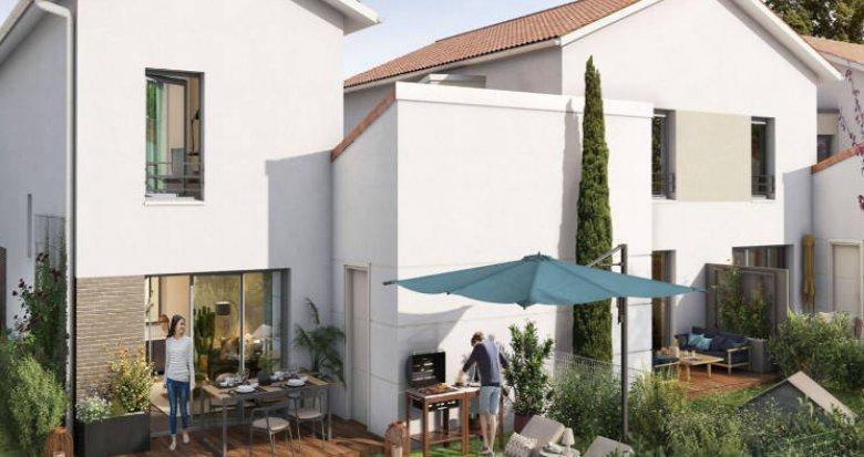 Achat / Vente appartement neuf Lespinasse proche des berges de la Garonne (31150) - Réf. 4875