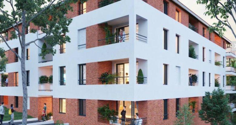 Achat / Vente appartement neuf L'Union proche centre et transports (31240) - Réf. 5144