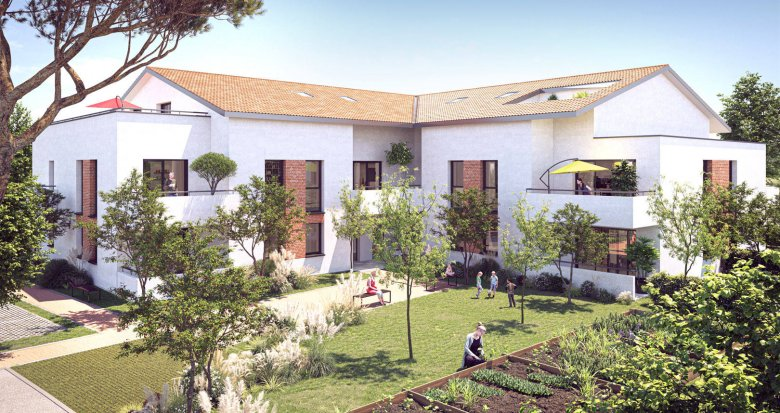 Achat / Vente appartement neuf L'Union Saint-Caprès (31240) - Réf. 6232