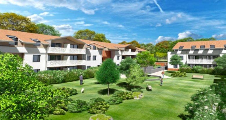 Achat / Vente appartement neuf Mondonville à proximité écoles et commerces (31700) - Réf. 4681