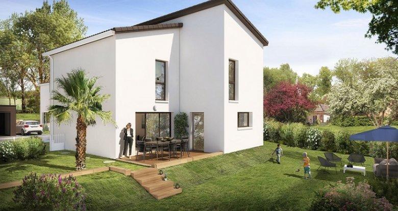 Achat / Vente appartement neuf Montrabé 700 m centre-ville (31850) - Réf. 4125