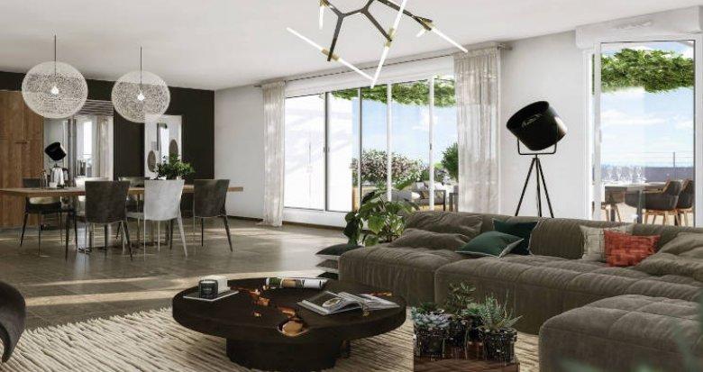 Achat / Vente appartement neuf Montrabé au pied du bus (31850) - Réf. 4862