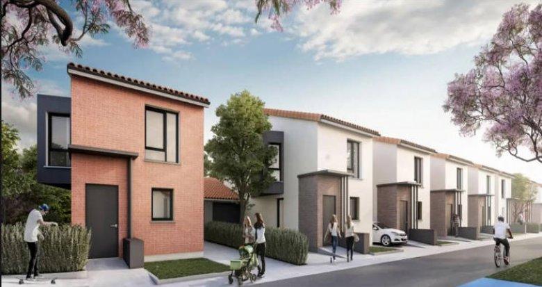 Achat / Vente appartement neuf Montrabé proche commodités (31850) - Réf. 3586