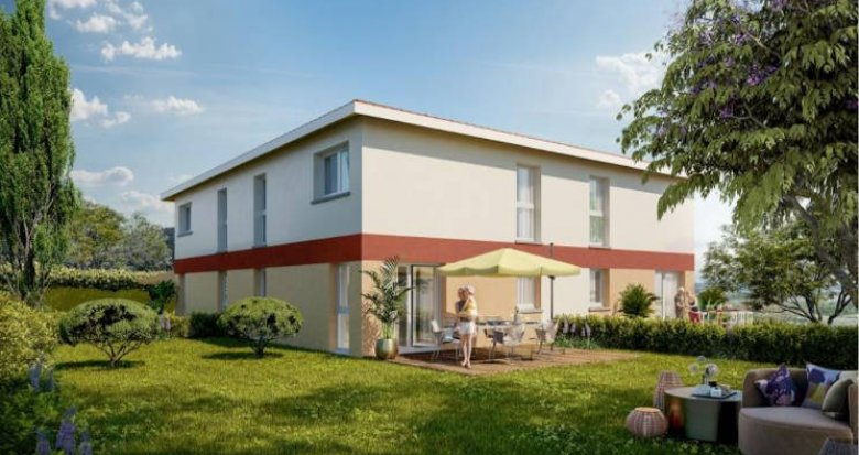 Achat / Vente appartement neuf Muret aux pieds des arrêts de bus (31600) - Réf. 4638