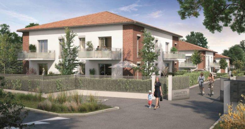 Achat / Vente appartement neuf Pechbonnieu à moins de 5 min du centre (31140) - Réf. 5790