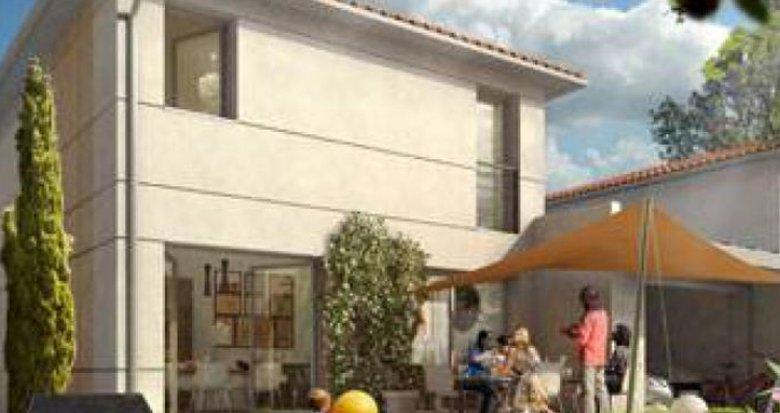 Achat / Vente appartement neuf Pibrac proche du centre (31820) - Réf. 85