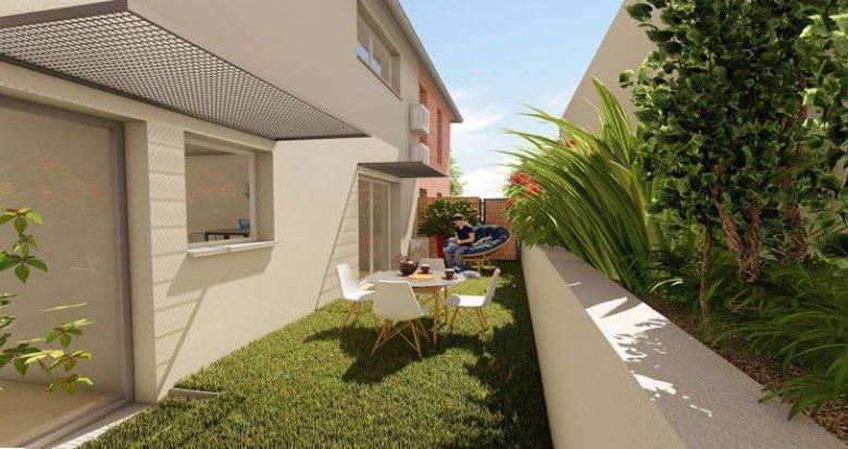 Achat / Vente appartement neuf Pibrac proche du centre-ville (31820) - Réf. 4831