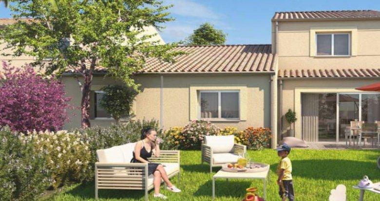 Achat / Vente appartement neuf Pins-Justaret à 6 min de la gare (31860) - Réf. 4790