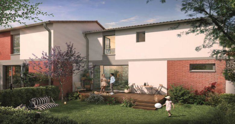 Achat / Vente appartement neuf Pins-Justaret centre-bourg (31860) - Réf. 5853