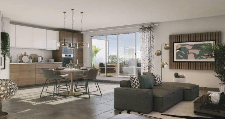 Achat / Vente appartement neuf Plaisance-du-Touch centre-ville (31830) - Réf. 4764