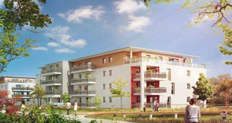 Achat / Vente appartement neuf Quint-Fonsegrives à proximité des transport (31130) - Réf. 11