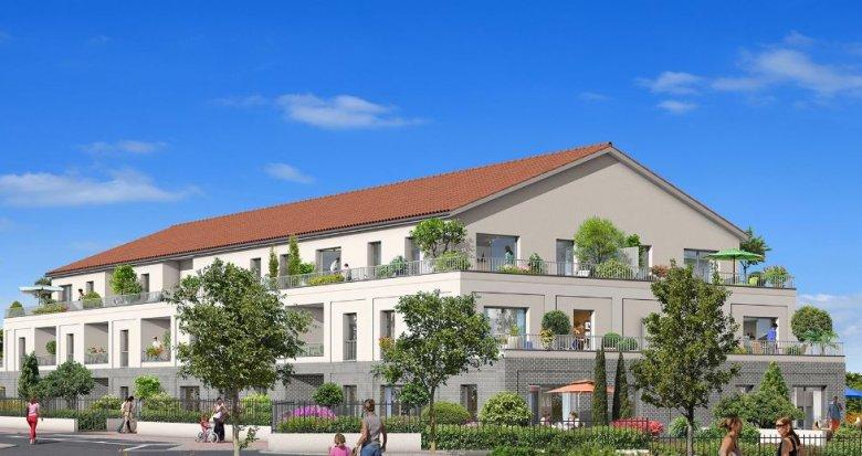 Achat / Vente appartement neuf Quint-Fonsegrives proche centre-ville (31130) - Réf. 5259