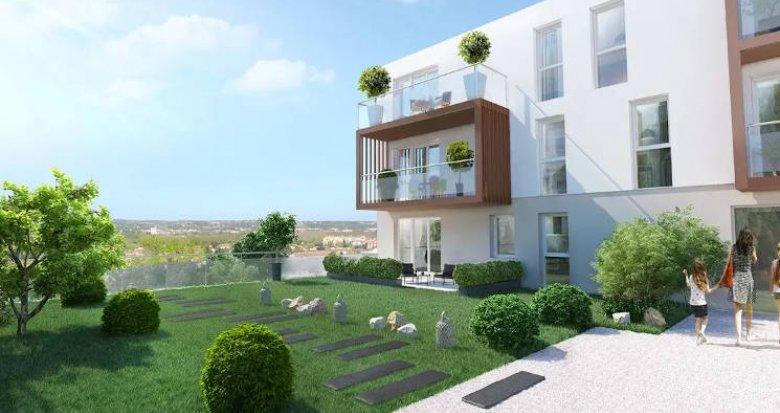Achat / Vente appartement neuf Ramonville-Saint-Agne à deux pas du coeur de ville (31520) - Réf. 4167