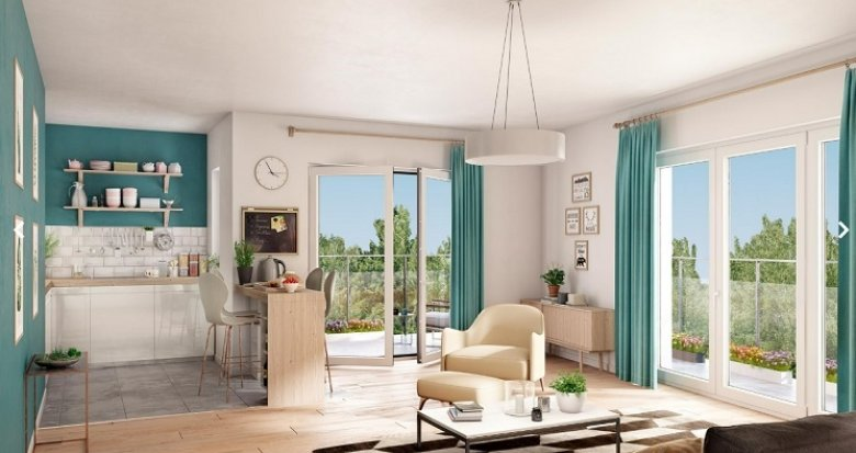 Achat / Vente appartement neuf Roques proche centre-bourg (31120) - Réf. 5819