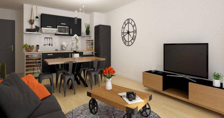 Achat / Vente appartement neuf Roques proche Garonne (31120) - Réf. 4566