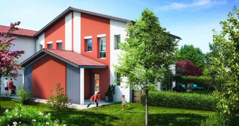 Achat / Vente appartement neuf Saint-Alban centre proche bus 60 et 113 (31140) - Réf. 6286